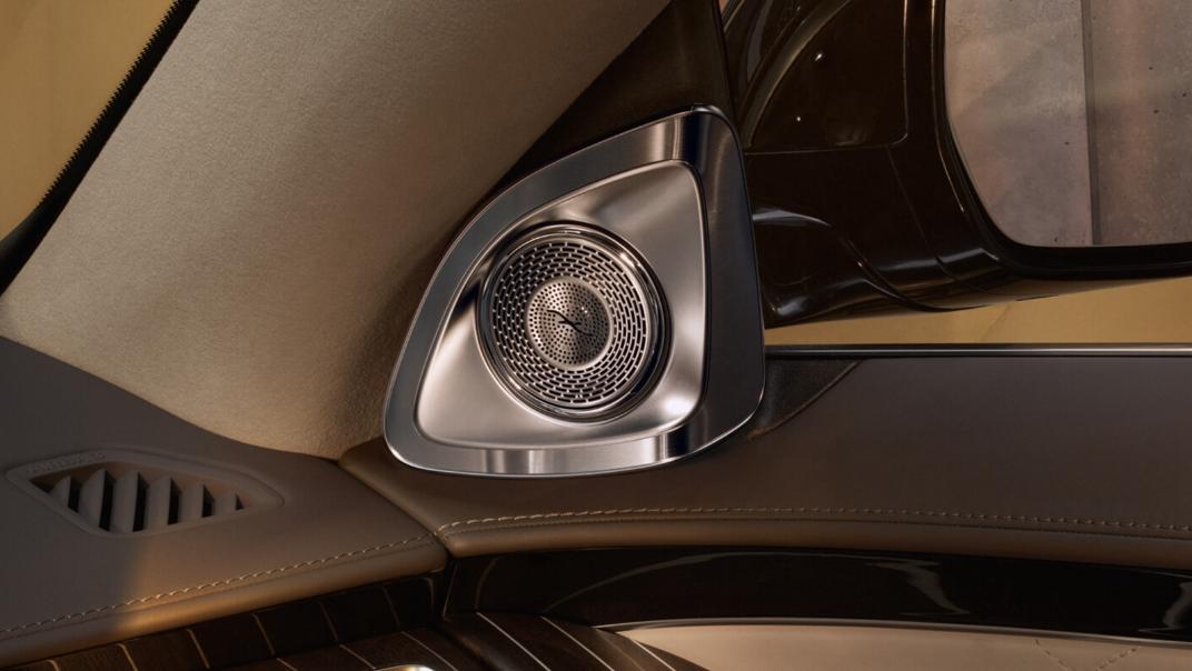 2021 Mercedes-Benz S-Class S 450 4MATIC Luxury Interior 013