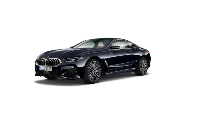 BMW 8 Series Coupe 2019 Exterior 002