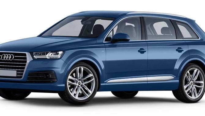 Audi Q7 2019 Others 001