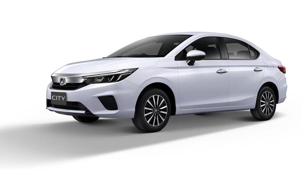 Honda City 2019 Exterior 124