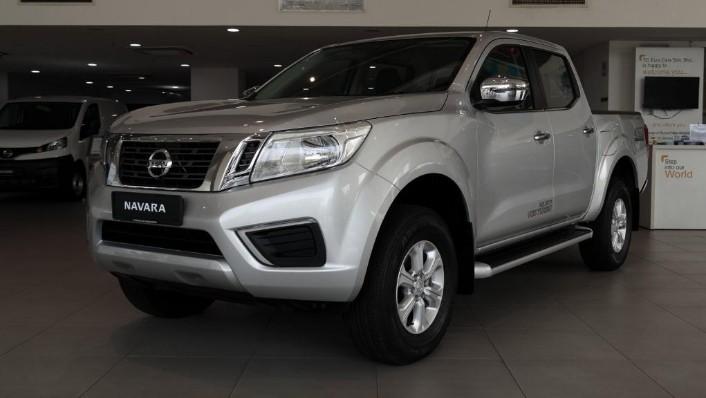 Nissan Navara 2019 Exterior 005
