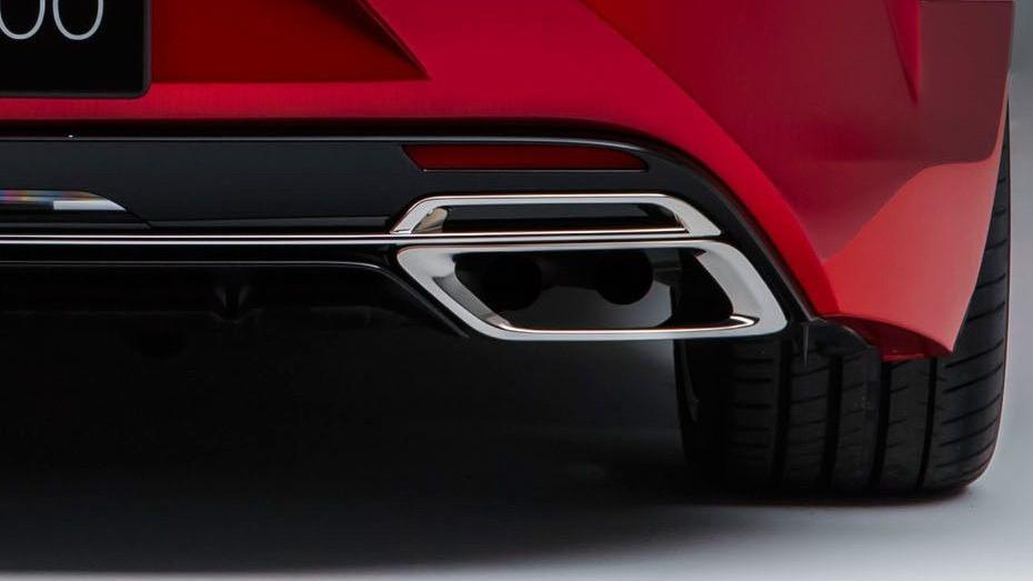 Lexus LC 2019 Exterior 008
