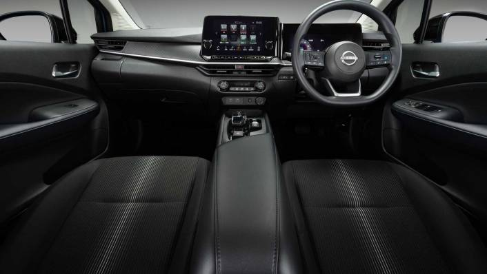 2021 Nissan Note Upcoming Version Interior 002