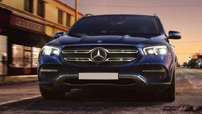 Mercedes-Benz GLE-Class 2019 Exterior 002