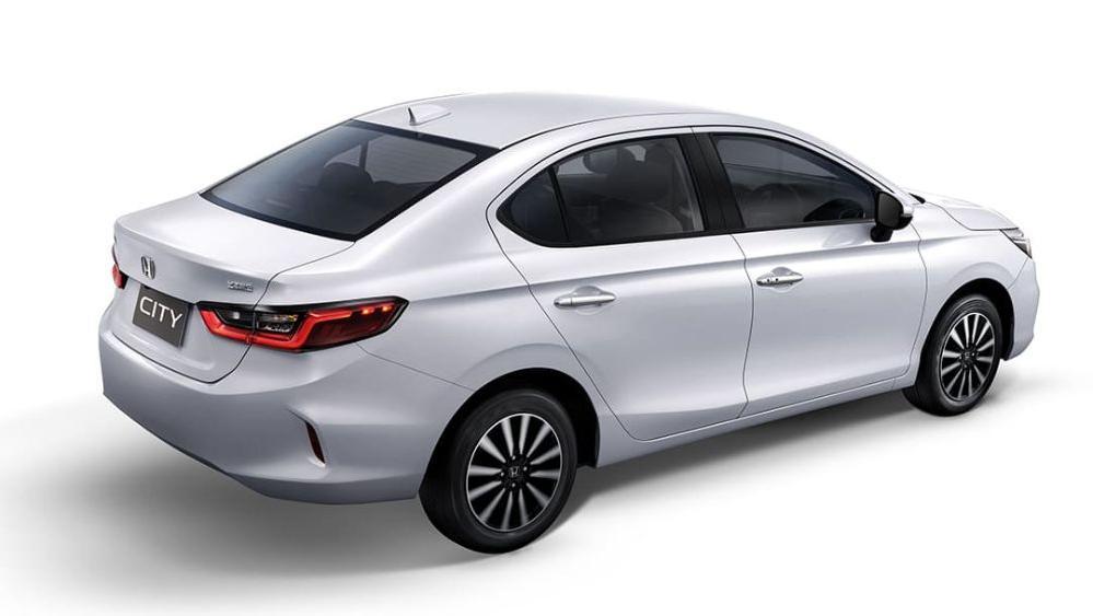 Honda City 2019 Exterior 126
