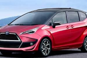 Toyota Sienta 2022 Siap Meluncur, Pakai Platform TNGA dan Banyak Teknologi Baru