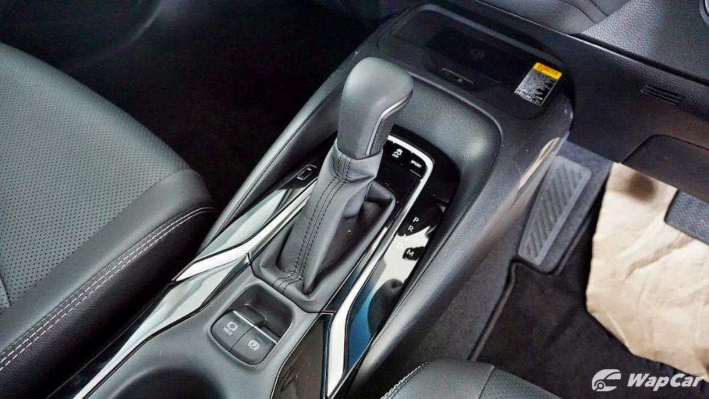 Toyota Corolla Altis 2019 Interior 067
