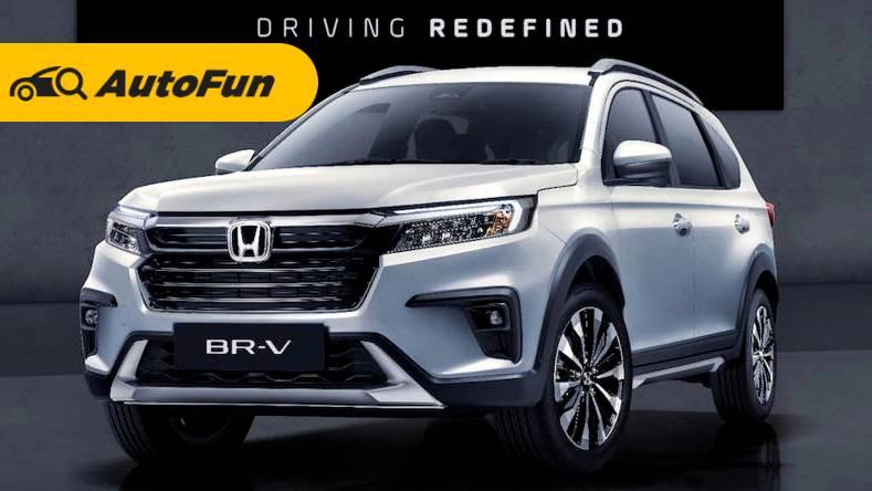 Ternyata Ada 3 Fitur Baru di Honda BR-V 2022 yang CR-V Gak Punya! 01