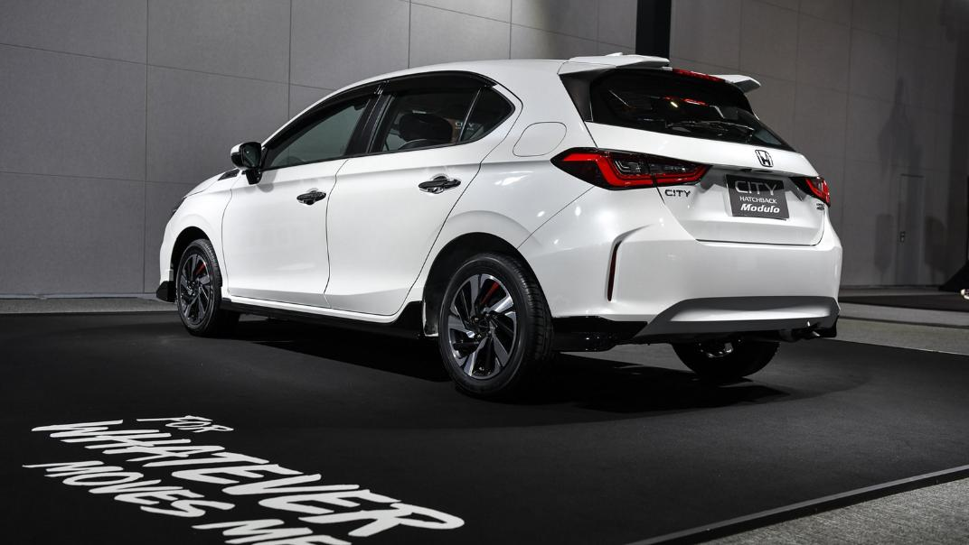 2021 Honda City Hatchback International Version Exterior 025
