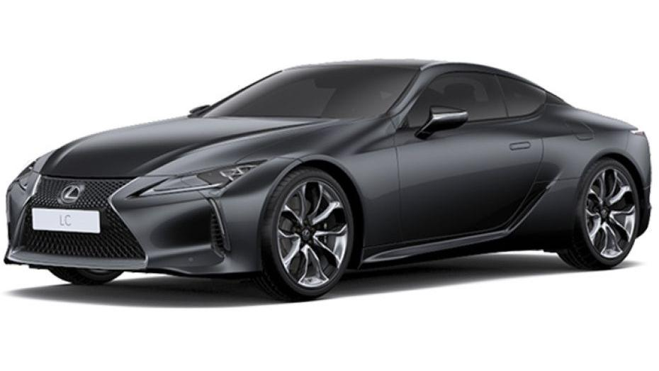 Lexus LC 2019 Others 004