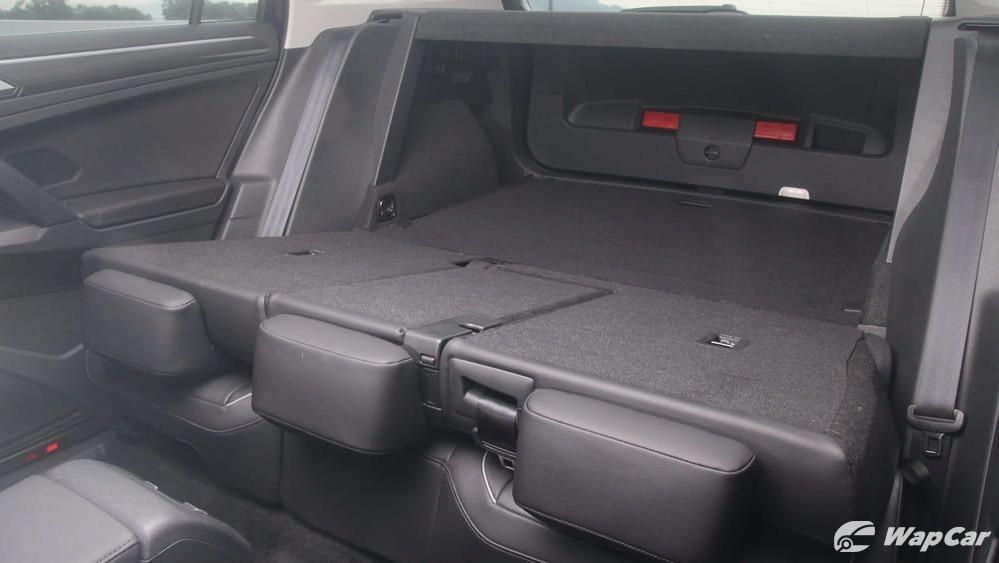 Volkswagen Tiguan 2019 Interior 057