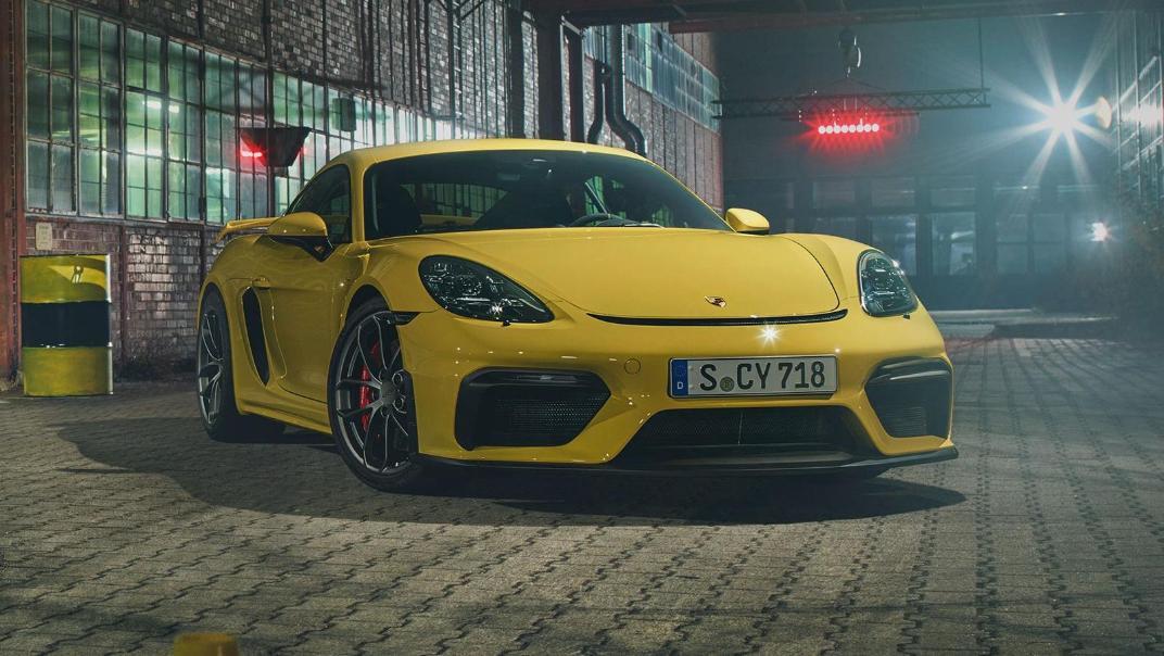 Porsche 718 2019 Exterior 023