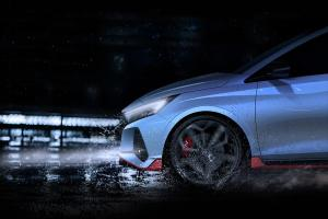 Begini Teaser Hyundai All New i20 N, Hatchback Imut dengan DNA Rally