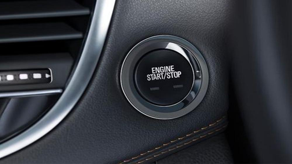 Chevrolet Trax 2019 Interior 003