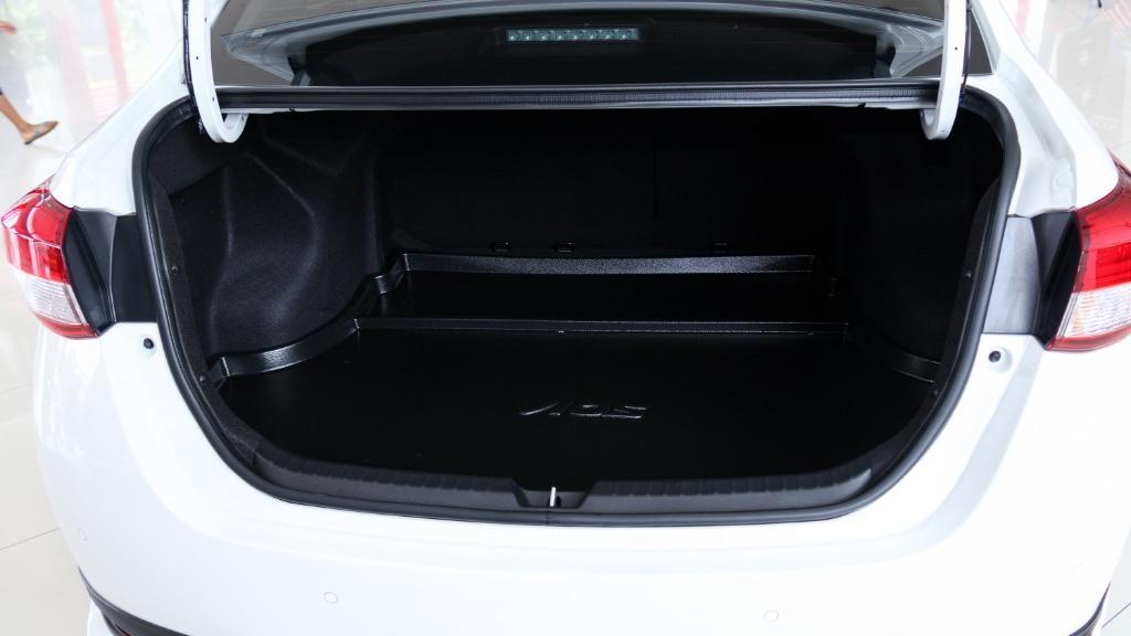 Toyota Vios 2019 Interior 032