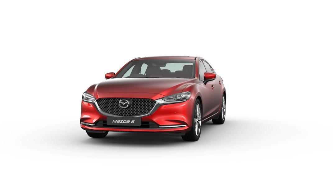 Mazda 6 Elite Sedan Exterior 005