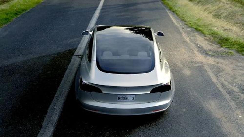 Tesla Model 3 2019 Exterior 010