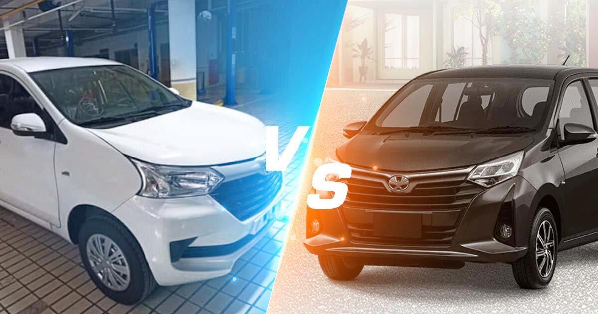 Harga Sama,  Toyota Calya Lebih Baik Daripada Toyota Transmover? 01