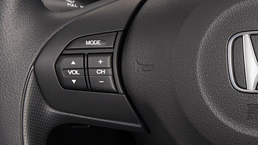 Honda Brio 2019 Interior 010