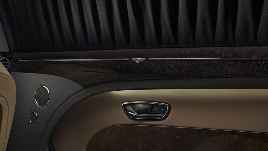 Bentley Mulsanne 2019 Interior 014
