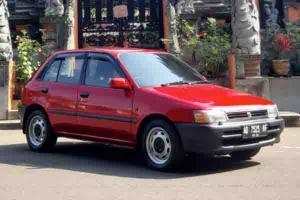 Kelebihan dan Kekurangan Toyota Starlet Kapsul, Hatchback Setengah Tua yang Lagi Naik Daun