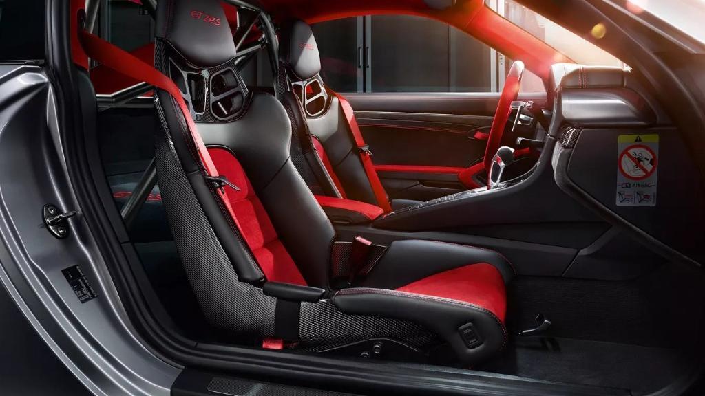 Porsche 911 2019 Interior 003