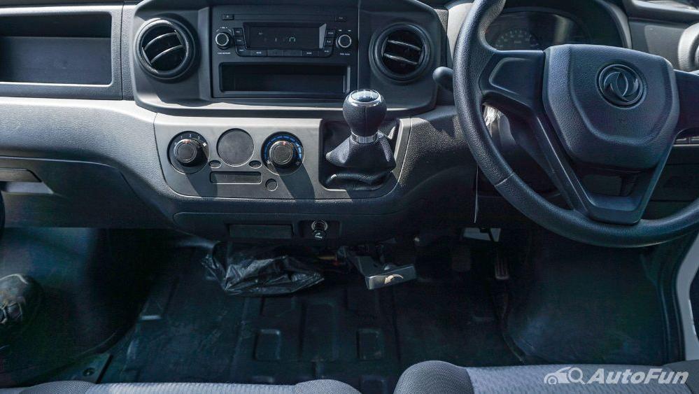 DFSK Super Cab 2019 Interior 002