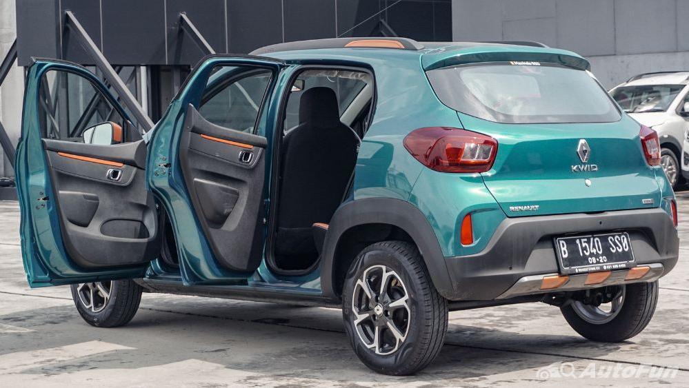 Renault Kwid 2019 Exterior 033