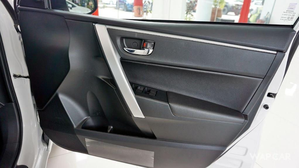 Toyota Corolla Altis 2019 Interior 188