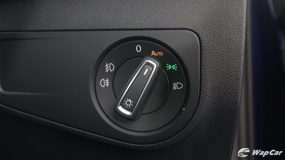 Volkswagen Tiguan 2019 Interior 030