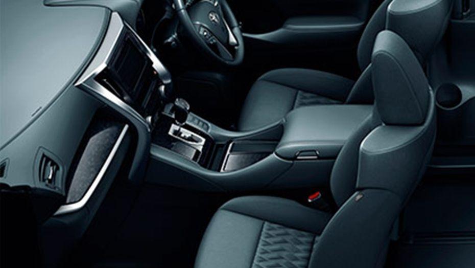 Toyota Vellfire 2019 Interior 004