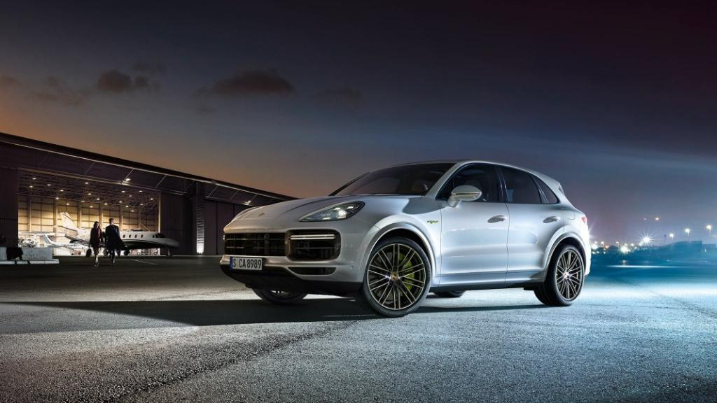Porsche Cayenne 2019 Exterior 004