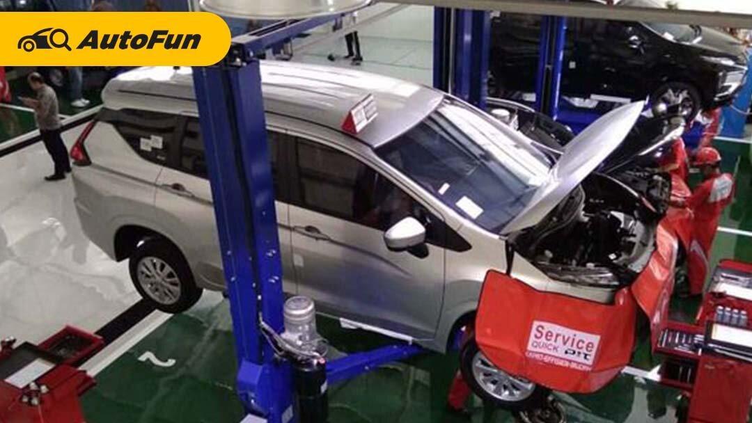 Menghitung Biaya Perawatan Mitsubishi Xpander Cross 2021, Lebih Mahal Dari Mitsubishi Xpander 2021 Biasa? 01
