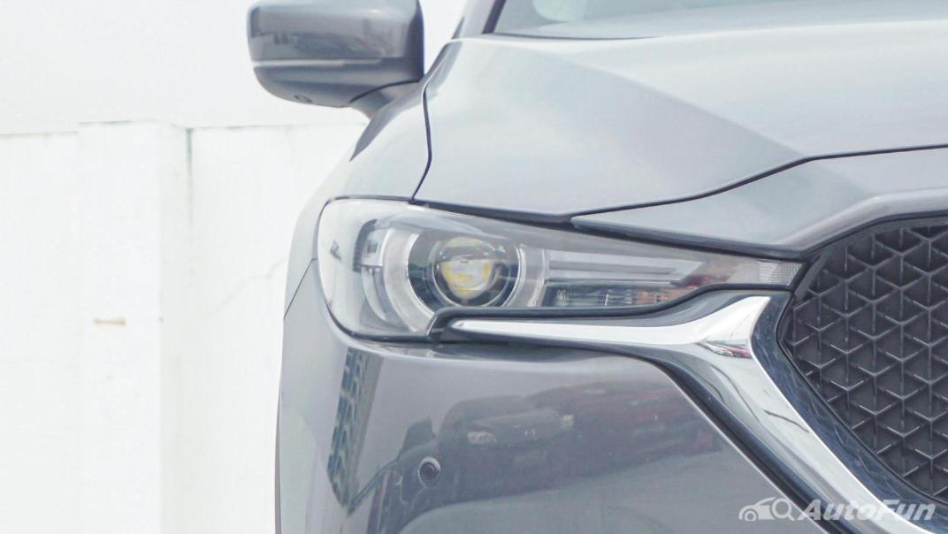 Mazda CX 5 Elite Exterior 013