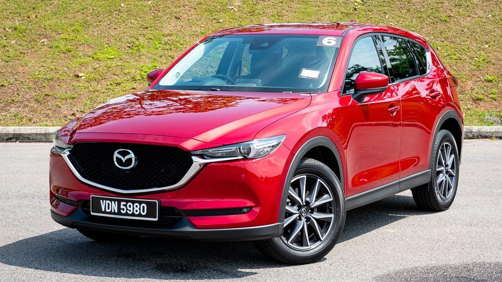 Mazda CX 5 2019 Exterior 001