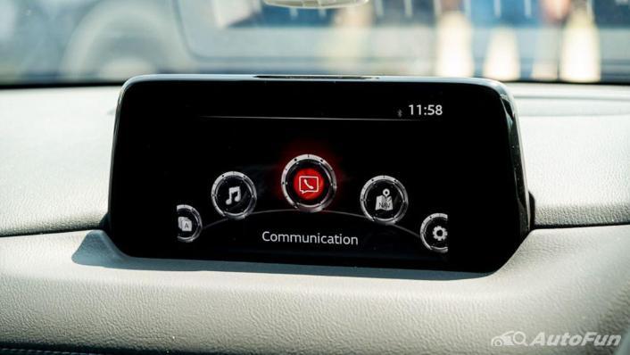 Mazda CX 8 2019 Interior 009