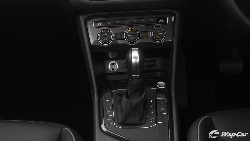 Volkswagen Tiguan 2019 Interior 023