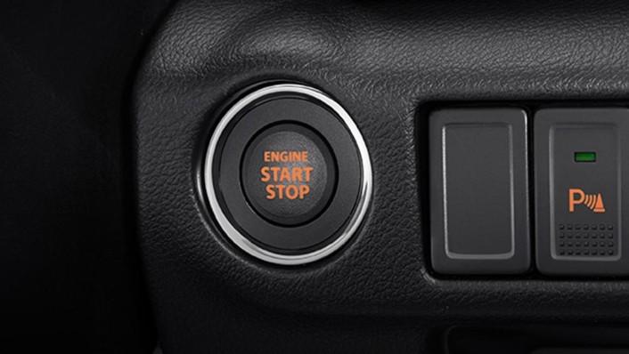 Suzuki Ignis 2019 Interior 009