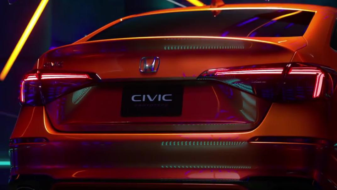 2021 Honda Civic International Version Exterior 018