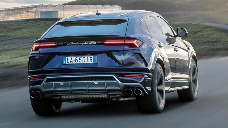 Lamborghini Urus 2019 Exterior 010