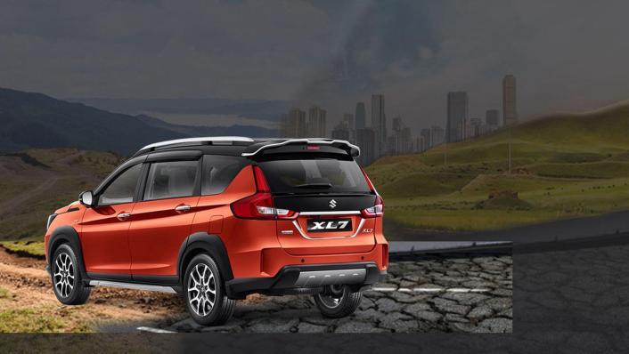 Suzuki XL7 2019 Exterior 008