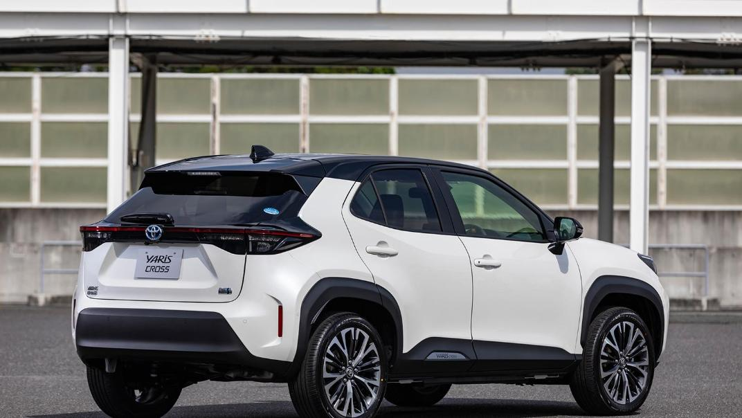 2020 Toyota Yaris Cross International Version Exterior 005