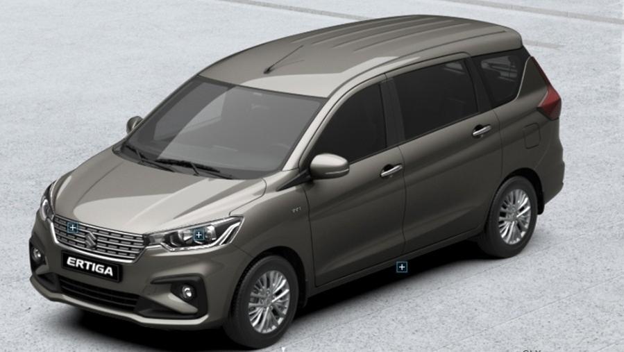 Suzuki Ertiga 2019 Exterior 006