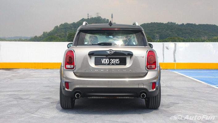 MINI Countryman Copper S Exterior 010