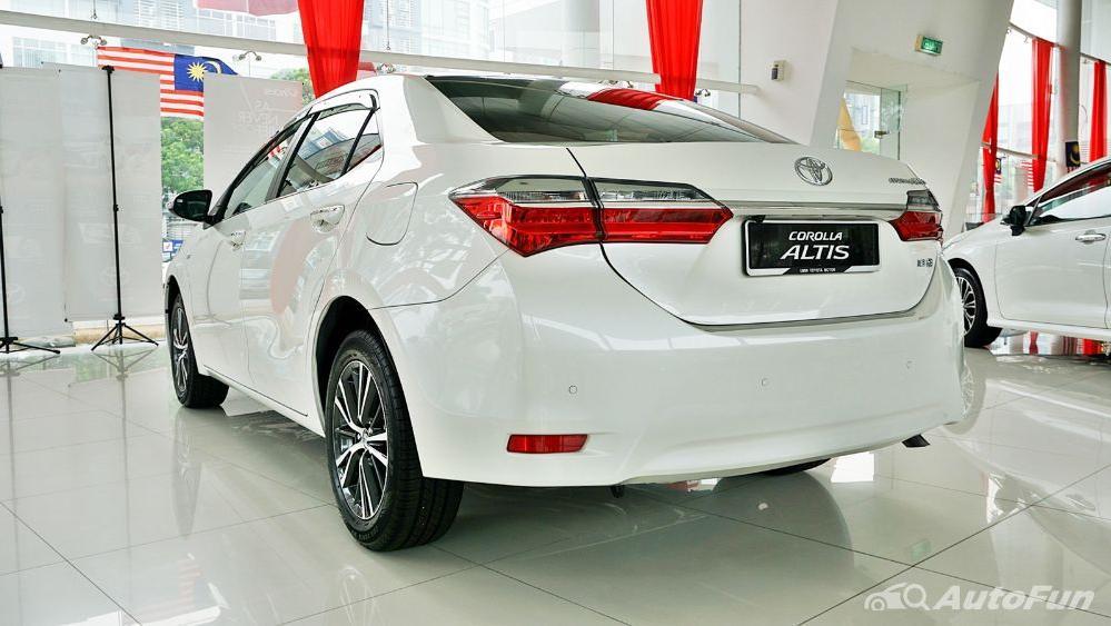 Toyota Corolla Altis 2019 Exterior 058