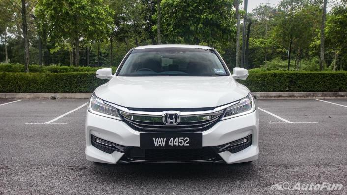Honda Accord 2019 Exterior 003
