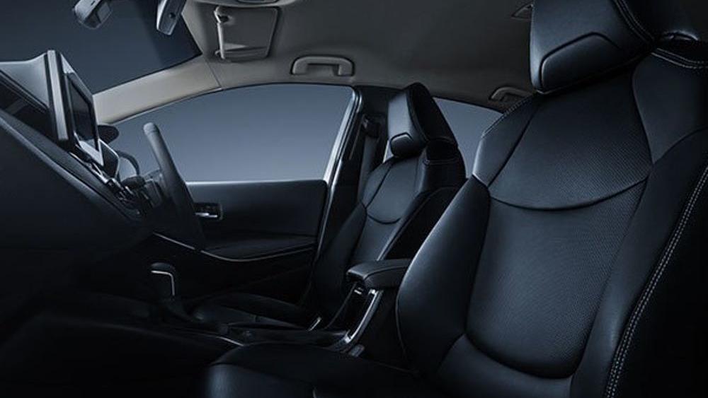 Toyota Corolla Altis 2019 Interior 044