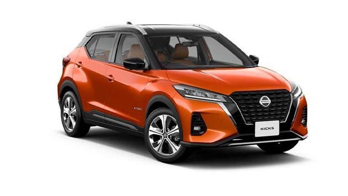 2020 Nissan Kicks e-POWER Exterior 001