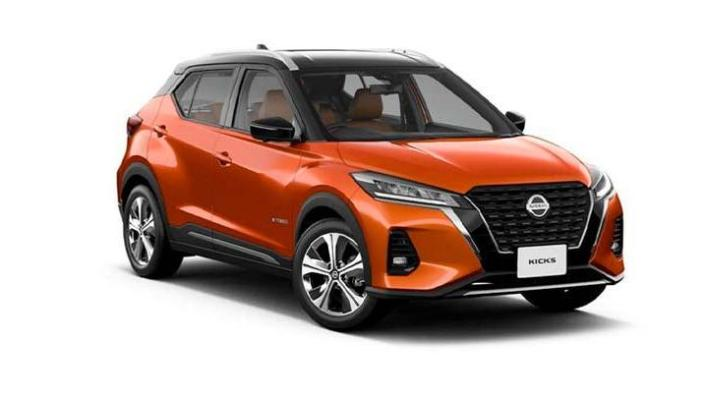 2020 Nissan Kicks e-POWER Exterior 001