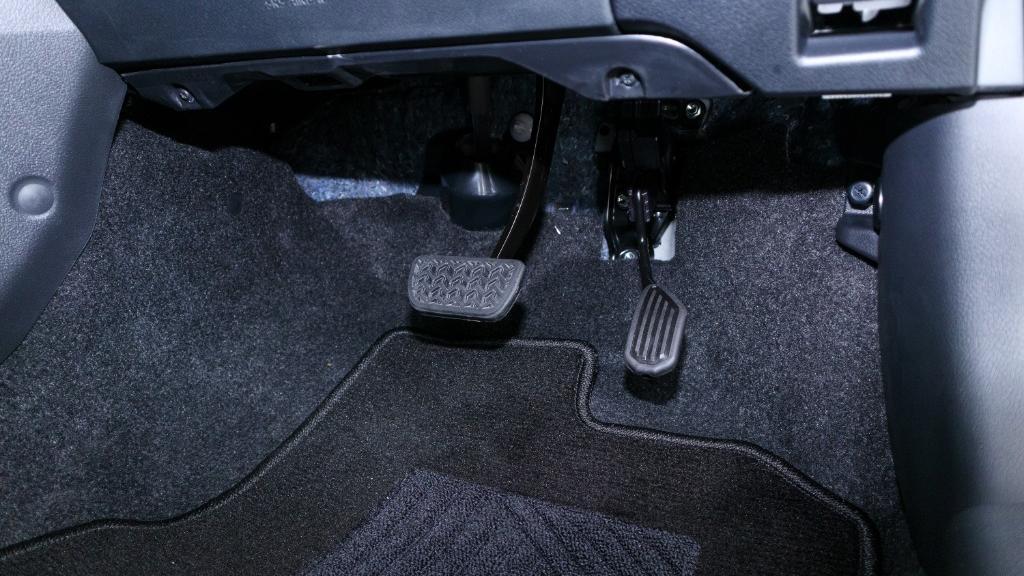 Toyota Vios 2019 Interior 023